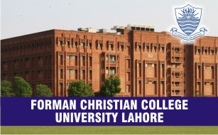 Forman Christian College University Lahore Merit Lists 2020