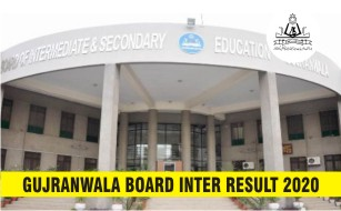 BISE Gujranwala Board Inter Result 2020
