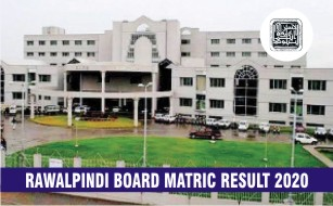 BISE Rawalpindi Board Matric Result 2020