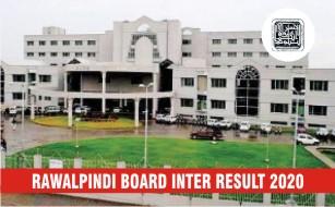 BISE Rawalpindi Board Inter Result 2020