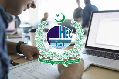 HEC to facilitate universities in online academic activities