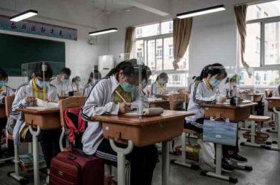 Wuhan City opens up its Schools: The Ground Zero of Virus