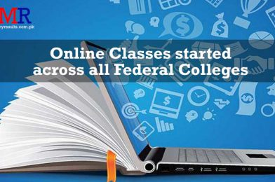 Online Classes started across all Federal Colleges