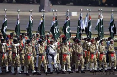 The federal capital Islamabad and Rawalpindi have a public holiday today (March 25) due to a parade on the occasion of Pakistan Day.