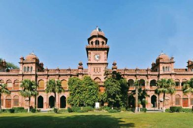 PU Announces ECAT mandatory for its All Engineering programs